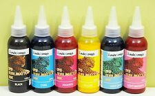 INKXPRO 6X100ml XPRO True Color Sublimation INK For EPSON 1400 ARTISAN 1430 50