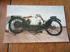 1924 NER-A-CAR - Murrays Motor Cycle Museum ~ Colour RP Postcard