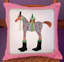 Patience Brewster - Pillows - Marcel The Horse - 08-30814