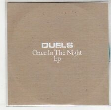 (EJ187) Duels, Once In The Night EP - 2006 DJ CD