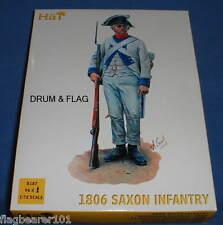 HAT 8187 - 1806 SAXON INFANTRY  - 1/72 SCALE PLASTIC
