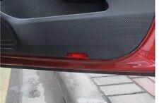 1Set Carbon Folie für Alle 4 Türen  in Schwarz Carbo VW Golf 7 GTI+GTD Rline TDI