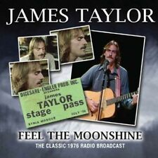 Feel The Moonshine - James Taylor (2014, CD NEU)