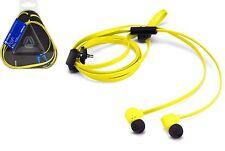 Nokia WH-510 Coloud Pop In-Ohr Kopfhörer mit Mikrofon und Knotenfrei - Gelb