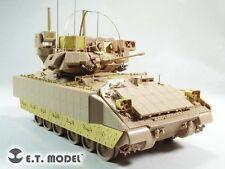 ET Model E35224 1/35 US Army M2/M3 Bradley Side Skirts for Meng Model
