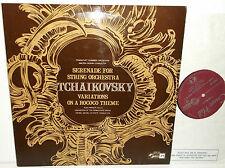 SMSC 2188 Tchaikovsky Variations On a Rococo Theme Aldo Parisot Cello / Le Conte