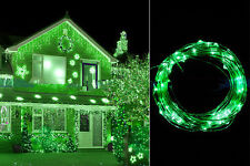 2M 20 LED  String Fairy Lights Indoor/Outdoor Xmas Christmas Party ,Green