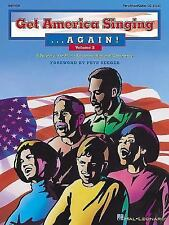 Hal Leonard Get America Singing...Again! - Volume 2 for Piano/Conductor by Hal