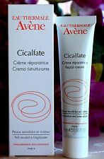 Avene CICALFATE Skin Repair Cream Sensitive Damaged Skin 1.35oz/ 40mL