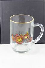 Burrell Engine General Engine Beer Mug Glass Locomotive