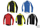Altura AIRSTREAM Mens Cycling High Visibility Full Zipper, Long Sleeve Jersey