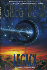 Legacy by Greg Bear-1995-First Edition/DJ-Prequel to EON