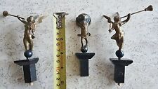 Brass Friese Clock Figurines & Blocks For Dutch Friese / Schippertje Wall Clock
