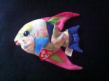 """""""Aruba"""" Fish TY Beanie Baby 2000"""