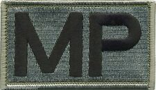 MP Military Police Brassard ACU Subdued US Army Patch w/ Hook Fastener Backing