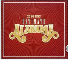Ultimate Alabama: 20 #1 Hits by Alabama (CD, Mar-2008, Sony Music...
