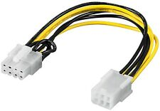 PCI Express Adapter 6 auf 8 Pin 6 polig Buchse auf 8 polig Stecker PCI Ex PCI-Ex