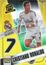 427 CRISTIANO RONALDO REAL MADRID LEGENDS RARE METAL CARD PANINI MGK LIGA 2015