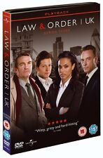 Law and Order UK: Complete ITV Series 3 [2 DVDs] Bradley Walsh, Jamie Bamber NEW