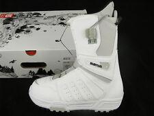 NEW $160 Burton Moto Mens Snowboard Boots! US 7.5 UK 6.5 MONDO 25.5 EURO 40.5 WH