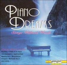 Piano Dreams 8: Songs Without Words by Various Artists