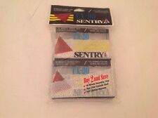 2-Pack Sentry CX-90 Cassette Audio Tape 90 Minute New Old Stock Sealed Type I