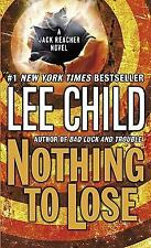 Jack Reacher: Nothing to Lose  by Lee Child (2009, Paperback)