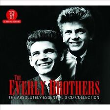 The Absolutely Essential 3CD Collection by The Everly Brothers (CD, Feb-2012,...