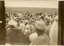 PHOTO AFRIQUE MAROC SOUK LA MARCHE ARABE FORMAT 18 x 13 cm