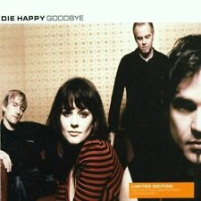 Die Happy - Goodbye Ltd. Edition (4 tracks/multimediatrack)