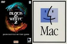 Black & White 2 - with Battle Of the Gods Expansion Pack  new&sealed  MAC