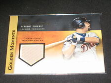ALEX AVILA 2012 GOLDEN MOMENTS CERTIFIED AUTHENTIC GAME USED JERSEY CARD