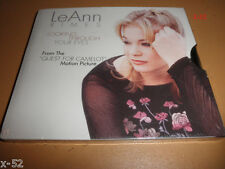 QUEST for CAMELOT movie song LEANN RIMES cd Looking Through Your Eyes commitment