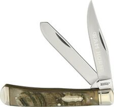 MARBLES RAM's HORN TRAPPER Folding knife/knives - MR358 - New In Box