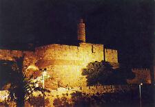 AK: Jerusalem - The Citadel near Jaffa Gate