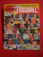 Panini LEERALBUM Fussball Bundesliga 2002 / 2003  - Album 02 / 03 TOP RAR