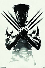 MARVEL COMIC BOOK HERO WOLVERINE MOVIE ONE SHEET POSTER 22x34 NEW FREE SHIPPING