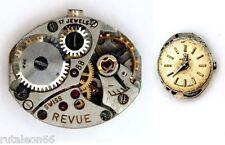 REVUE 88  original ladies watch movement for parts / repair     (3674)