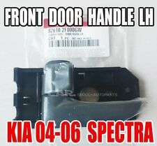 KIA 2004-2006 Spectra Spectra5 Inside Door Handle Driver Side  82610-2F000GW