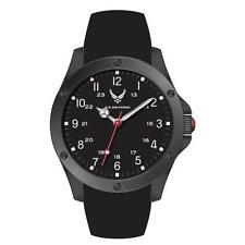 U.S. Air Force 7065 Mens C33 Entry Level Black Water Resistant Field Watch BHFO