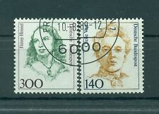 Allemagne -Germany 1989 - Michel n. 1432/33 - Timbres-poste ordinaires