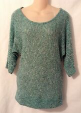 Sparkle & Fade Urban Outfitters Green Sweater Size Medium
