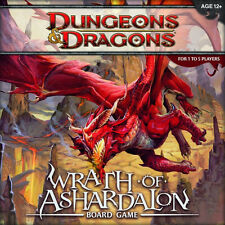 Wrath of Ashardalon D&D Board Game