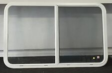 "46"" x 29"" Sliding Window for RV / Camper / Trailer / 5th Wheel (White)"