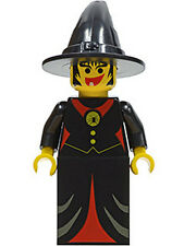 LEGO 9376 - Castle: Fright Knights - Witch - Mini Fig / Mini Figure
