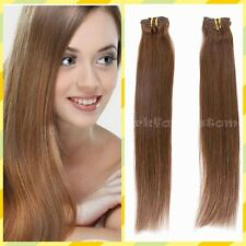 """7 Pcs Set 70g Clip In Hair Extensions Straight Clip in Hair Extention 15"""" 18"""" 20"""