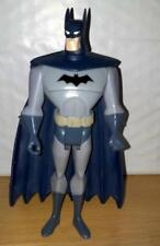 Loose Justice League Unlimited BATMAN DC Universe JLU Slate Blue & Gray Variant