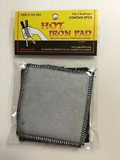 Challenger Hot Iron Pad To Use With Irons and Pressing Combs 2pcs CH-262
