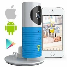 Video Baby Monitor Camera Compatible iPhone & Android. Wifi Enabled Nanny Cam