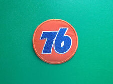 MOTOR RACING OILS, FUELS & TYRES SEW ON / IRON ON PATCH:- PATCH NUMBER 2102